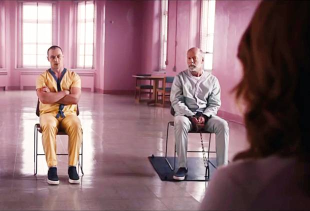 San Diego Comic-Con: 'Glass' trailer launched