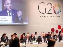 G20 urges greater dialogue on trade tensions
