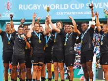 New Zealand complete World Cup Sevens double