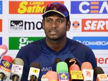 Mathews not to bowl against South Africa