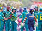 Rabada, Shamsi set up South Africa's big win