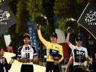 Geraint Thomas wins first Tour de France title