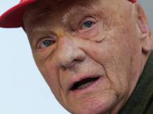 Mercedes wish Lauda a safe and speedy recovery