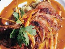 Recipe: Roasted duck breast