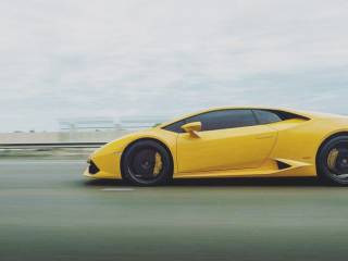 British tourist pays Lamborghini fines