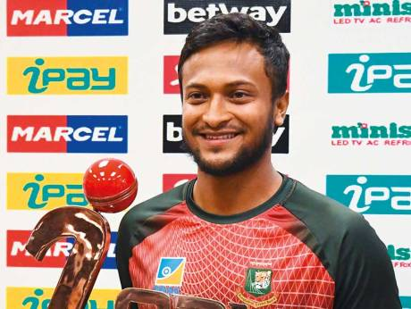 Shakib may skip Asia Cup for surgery