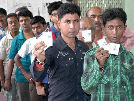 Indian expats jubilant about voting in polls