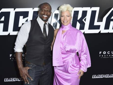Terry Crews finds freedom in speaking about molestation