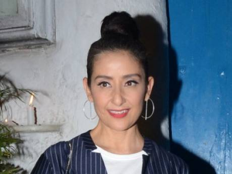 Manisha Koirala authors book about cancer fight