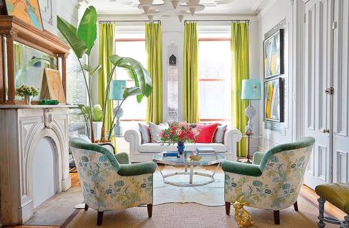 How to do a tropical theme right at home