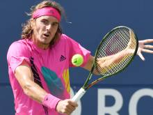 Tsitsipas advances in Rogers Cup