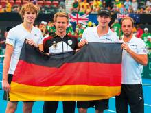 Laver leads greats in Davis Cup reform fight