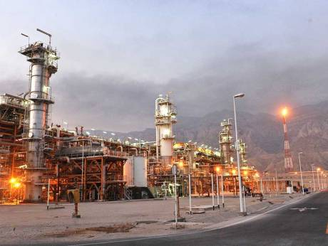 US-Iran sanctions give China lead in world's top gas field