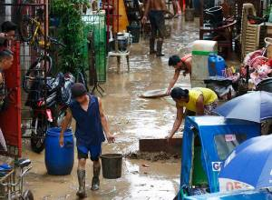 In pictures: Flooding aftermath in Marikina