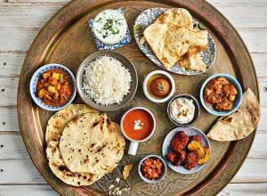 Kulcha King review: Indian fare with a new spin
