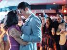 Constance Wu and Henry Golding in 'Crazy Rich Asians'.