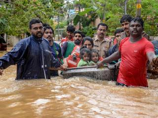 Kerala flood: Airport shut down for 4 days