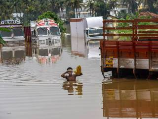 Kerala flood: Airport closed until August 26