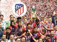 Atletico secure third Super Cup to deny Real