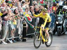 Thomas and Froome to compete in Tour of Britain