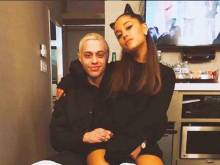 Pete Davidson, Ariana 'learning to be adults'