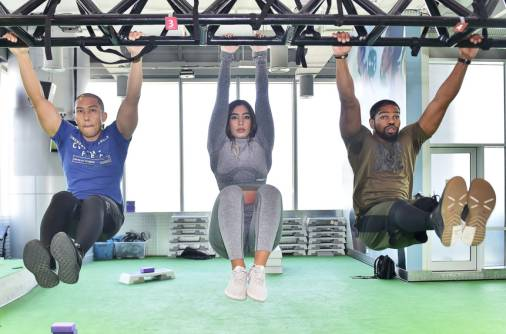 Staying Fit: Getting fit at an early age