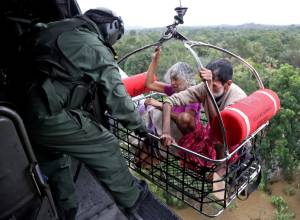 Pictures: Rescue mission in full swing in Kerala