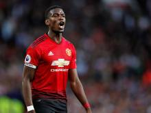 Pogba never had a fight with me, says Mourinho