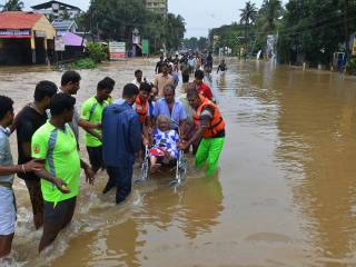 'Unprecedented devastation' in Kerala