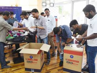 UAE rushes aid to flood-ravaged Kerala