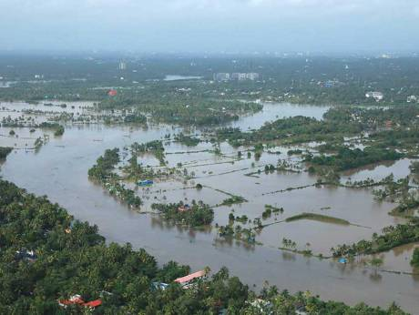 Two Emirati families escape Kerala floods