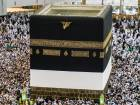 Pictures: Over 2 million Muslims begin Haj