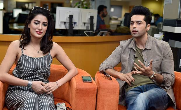 Pakistani stars Mehwish Hayat, Fahad Mustafa share their views on weddings
