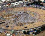 Pilgrims throng Mount Arafat for Haj climax