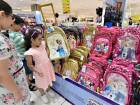 Parents spend small fortune on school supplies