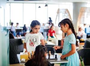 'Bring Your Child to Work' at DCT Abu Dhabi