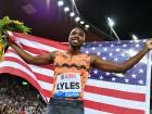 Coleman, Lyles stand out at Brussels GP