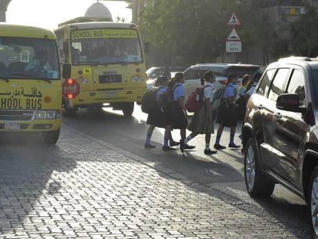 Motorists urged to exercise maximum caution near schools in UAE