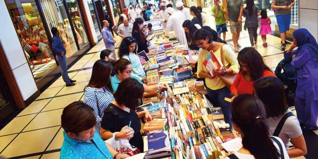 Book Fair to return to Abu Dhabi's The Mall