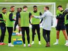 More talent, less minutes for English players