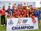 Hong Kong shatter UAE hopes to reach Asia Cup