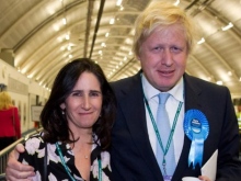 Boris Johnson and wife to divorce