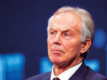 Blair unsure Labour can be taken from Corbyn
