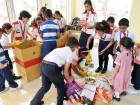Pupils in UAE donate for Kerala flood victims