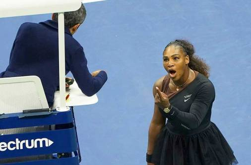 Tennis: Why should spectators suffer?