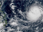 260 km/h typhoon nears the Philippines
