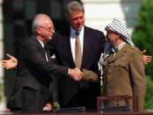 September 13, 1993: Oslo peace pact sealed