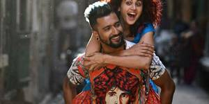 'Manmarziyaan': Taapsee Pannu brings the magic