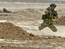 Sept. 15, 2003: New Iraq army is born in desert