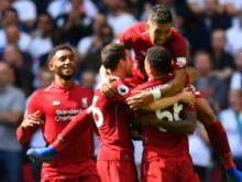 Klopp proud with Reds' best game of the season